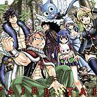 Fairy Tail by Xkaido