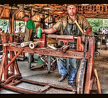 Wood Worker by ECH52