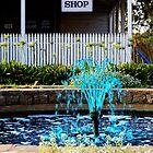 Blue Fountain - Wheatbelt WA by Good-Thanks