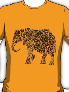Black Elephant T-Shirt