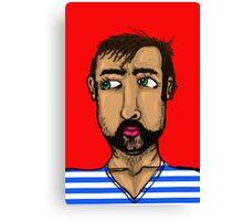 South American Guy Canvas Print