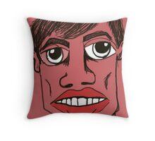 Neighbor's son  Throw Pillow