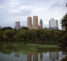 Central Park by Lynsey MacLaren