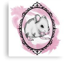 Mouse Canvas Print