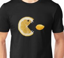 Funny Lemon Eats Lemon T-Shirt Unisex T-Shirt
