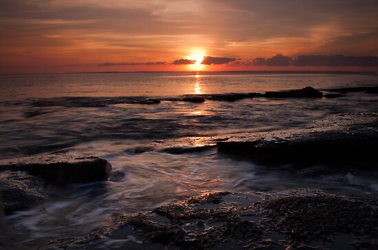 Sunrise ~ Jervis Bay NSW Australia by JennyMac