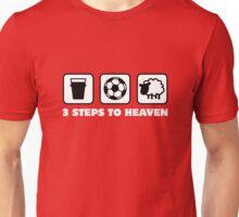 3 Steps to Heaven Unisex T-Shirt