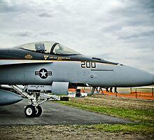 Super Hornet by mikeforsberg