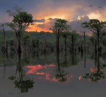 Gunmetal Sunset by Sarah Howarth [ Photography ]