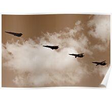 Retirement Age - RAAF F111 Poster