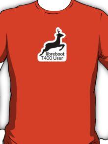 Libreboot T400 User T-Shirt