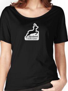 Libreboot T500 User Women's Relaxed Fit T-Shirt