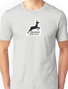 Libreboot T500 User Unisex T-Shirt