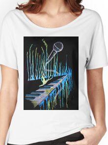 Keyboard Multiverse Women's Relaxed Fit T-Shirt