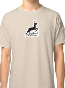 Libreboot X200 User Classic T-Shirt
