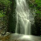 Tom Ghyll Falls by Jamie  Green