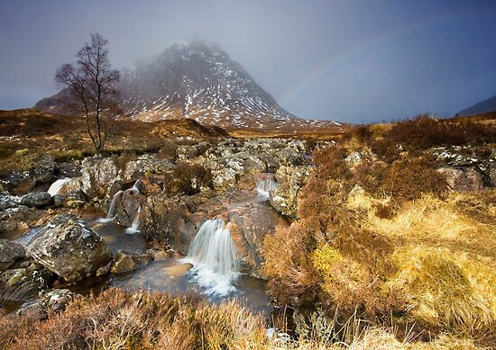 Scotland: Sunshine & Showers by Angie Latham