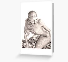 Sirens Daughter Greeting Card