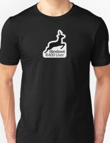 Libreboot R400 User T-Shirt