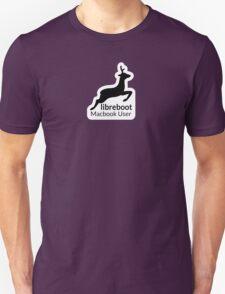 Libreboot Macbook User T-Shirt