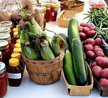 Farmer's Market by Charles Buchanan