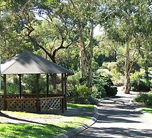 Gazebo Trail by ScenerybyDesign