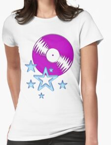 party - sky, star, music, disco, funny T-Shirt