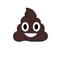 Poop emoji by its-a-me-nuria