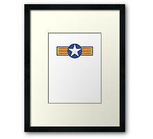 Estelada army insignia Framed Print