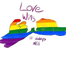 Love Wins by Kimi Martin