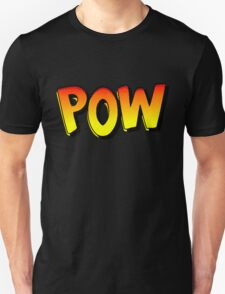 Cartoon POW by Chillee Wilson T-Shirt