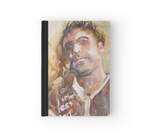 The Artist - Bobby Dar Hardcover Journal