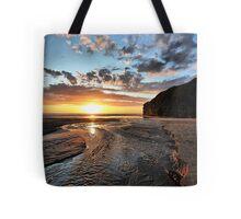 Strand River Flow - Ballybunion Tote Bag
