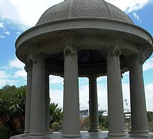 Temple of the Winds, Melbourne Botanic Gardens ii by BronReid