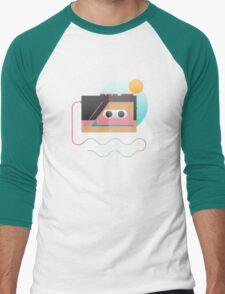 Summer Rhythm Men's Baseball ¾ T-Shirt
