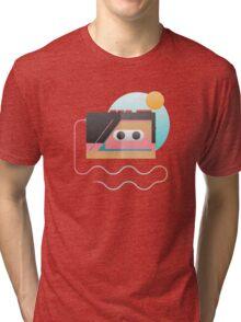 Summer Rhythm Tri-blend T-Shirt