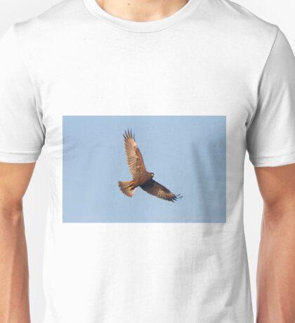 Hunting Harrier Unisex T-Shirt