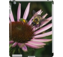 It's Getting Crowded on This Flower iPad Case/Skin