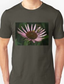 It's Getting Crowded on This Flower T-Shirt