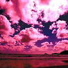 Fairy Floss Sky by Sarah Howarth [ Photography ]