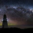 Waipapa Point - New Zealand by Kimball Chen