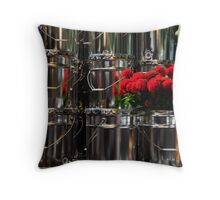 The Tinman's Heart Throw Pillow
