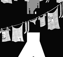 Laundry by Andrew  Hitchen