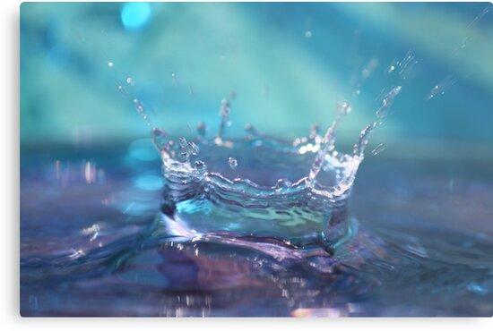 Soft Splash by yolanda
