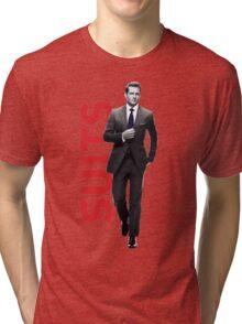 Harvey Specter Tri-blend T-Shirt
