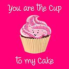 My Cupcake - Pink version by AnishaCreations