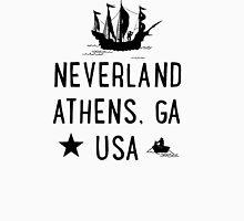 Neverland Athens, GA USA Men's Baseball ¾ T-Shirt