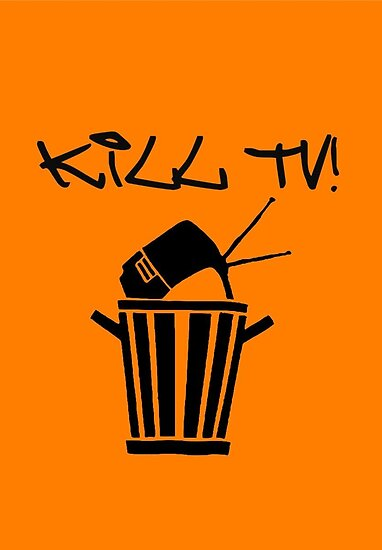 Kill TV [2] by Chillee Wilson by ChilleeWilson