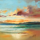Tiree Beach Study by scottnaismith