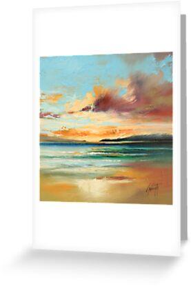 Tiree Beach Study by scottnaismith